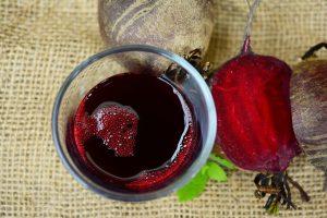 health benefits beet juice