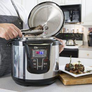 elite pressure cooker review